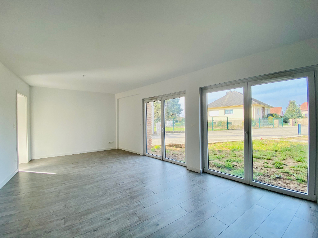 APPARTEMENT EN DUPLEX 116 m²+ JARDIN + GARAGE DOUBLE 1/13