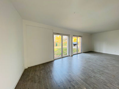 APPARTEMENT EN DUPLEX 116 m²+ JARDIN + GARAGE DOUBLE 4/13
