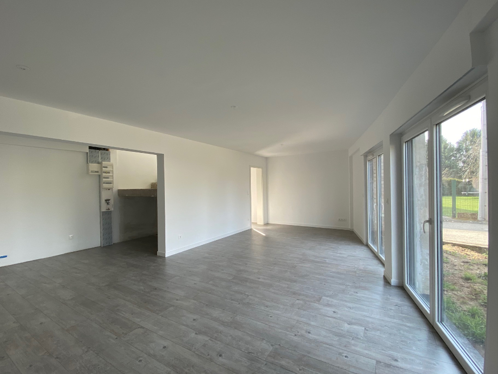 APPARTEMENT EN DUPLEX 116 m²+ JARDIN + GARAGE DOUBLE 5/13
