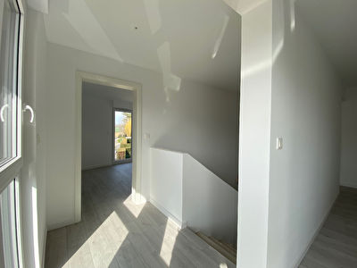 APPARTEMENT EN DUPLEX 116 m²+ JARDIN + GARAGE DOUBLE 9/13