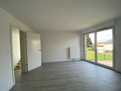 APPARTEMENT EN DUPLEX 116 m²+ JARDIN + GARAGE DOUBLE 10/13